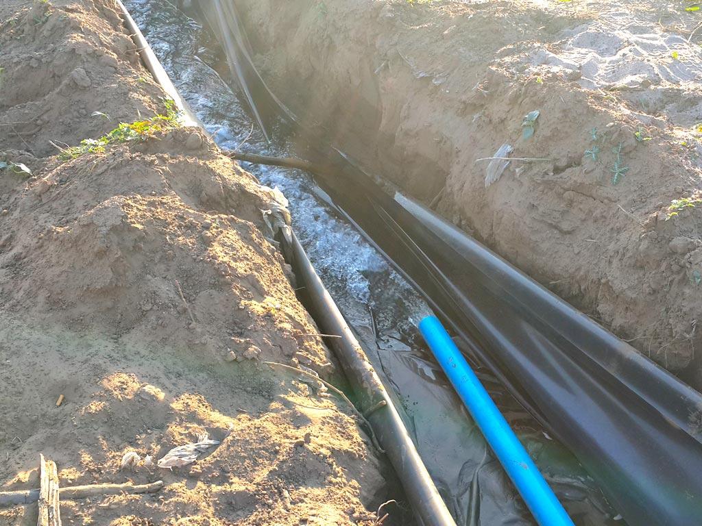 Groutville Sewer Pumpstation