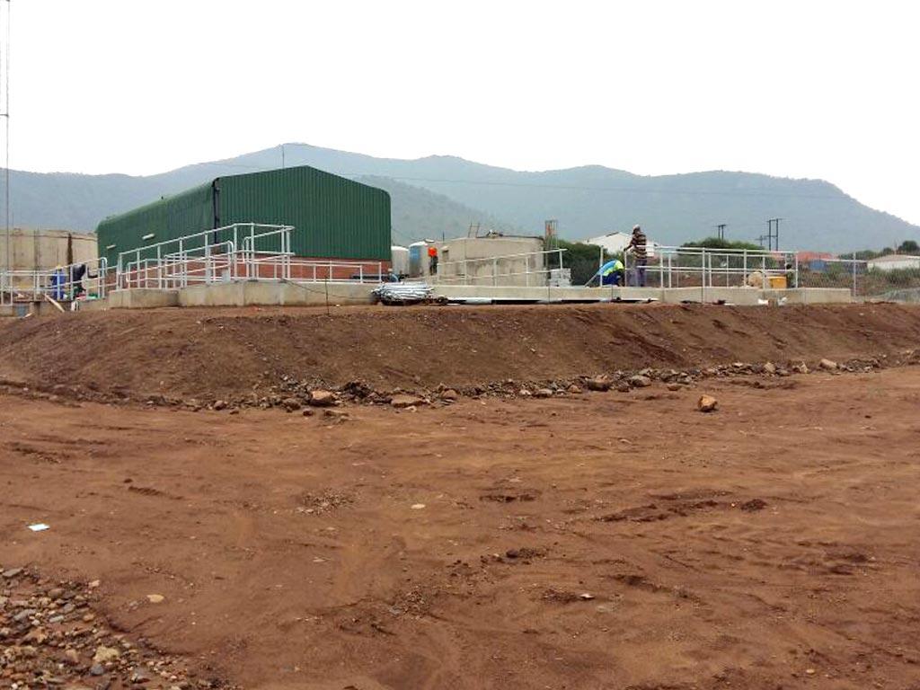 Ngcebo Water Works
